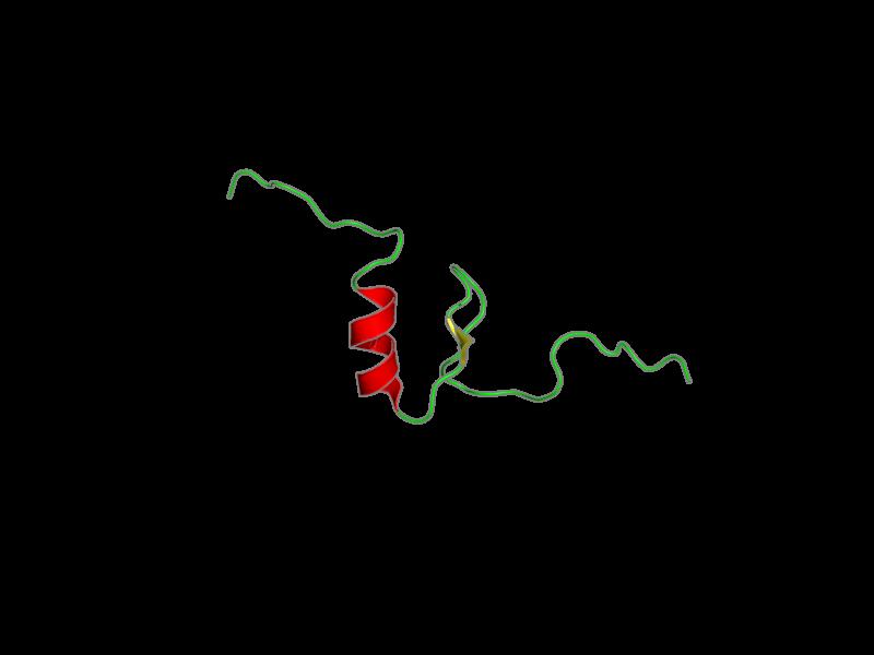Ribbon image for 2eoj