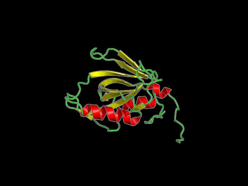 Ribbon image for 2dkq