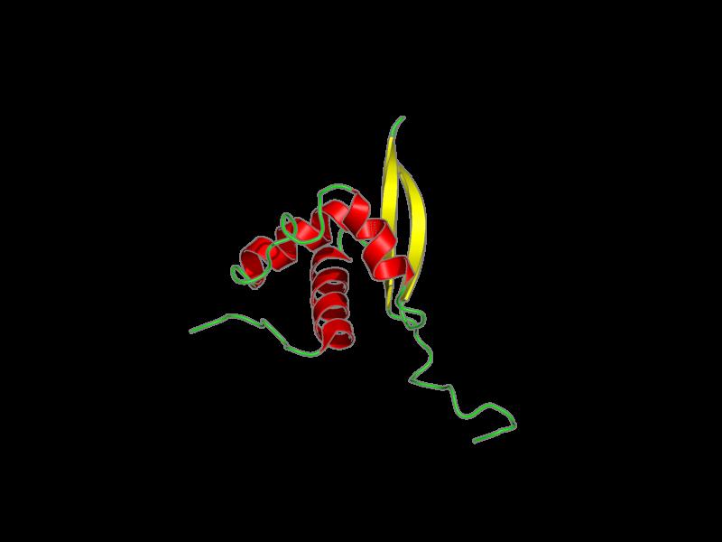 Ribbon image for 2kzv