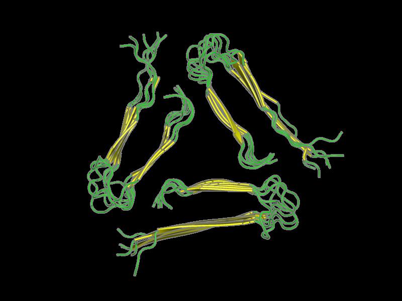 Ribbon image for 2lmq