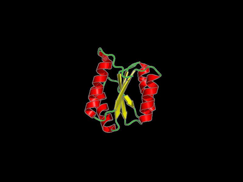Ribbon image for 2lvb