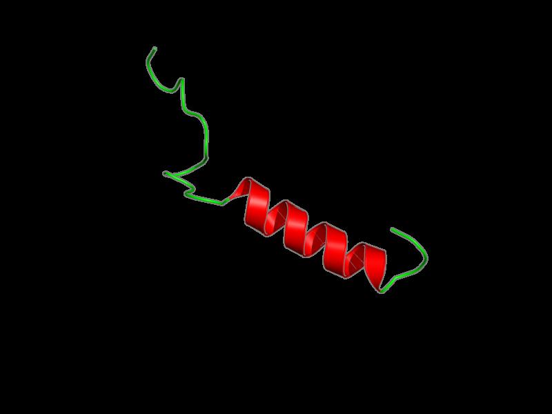 Ribbon image for 1bku